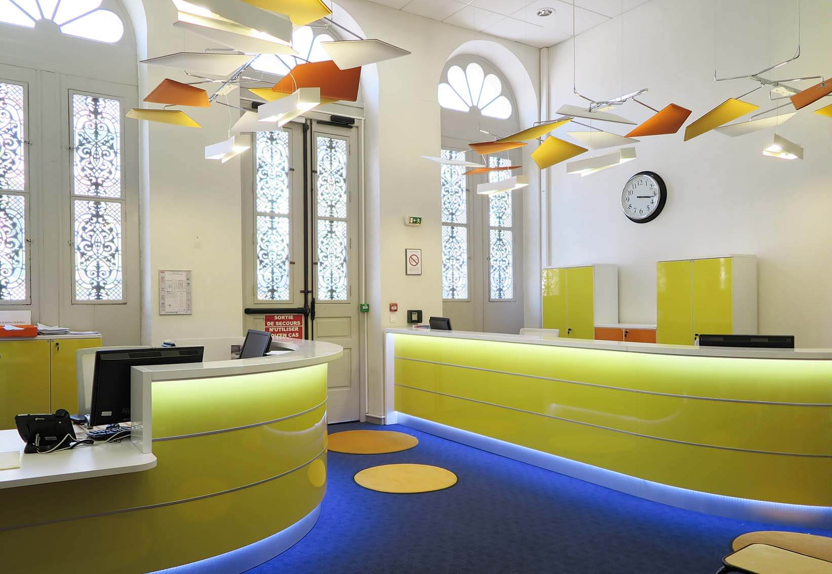 Mairie de Hyères - Nos Réalisations - Imagine - Aménagement et design - Hyères