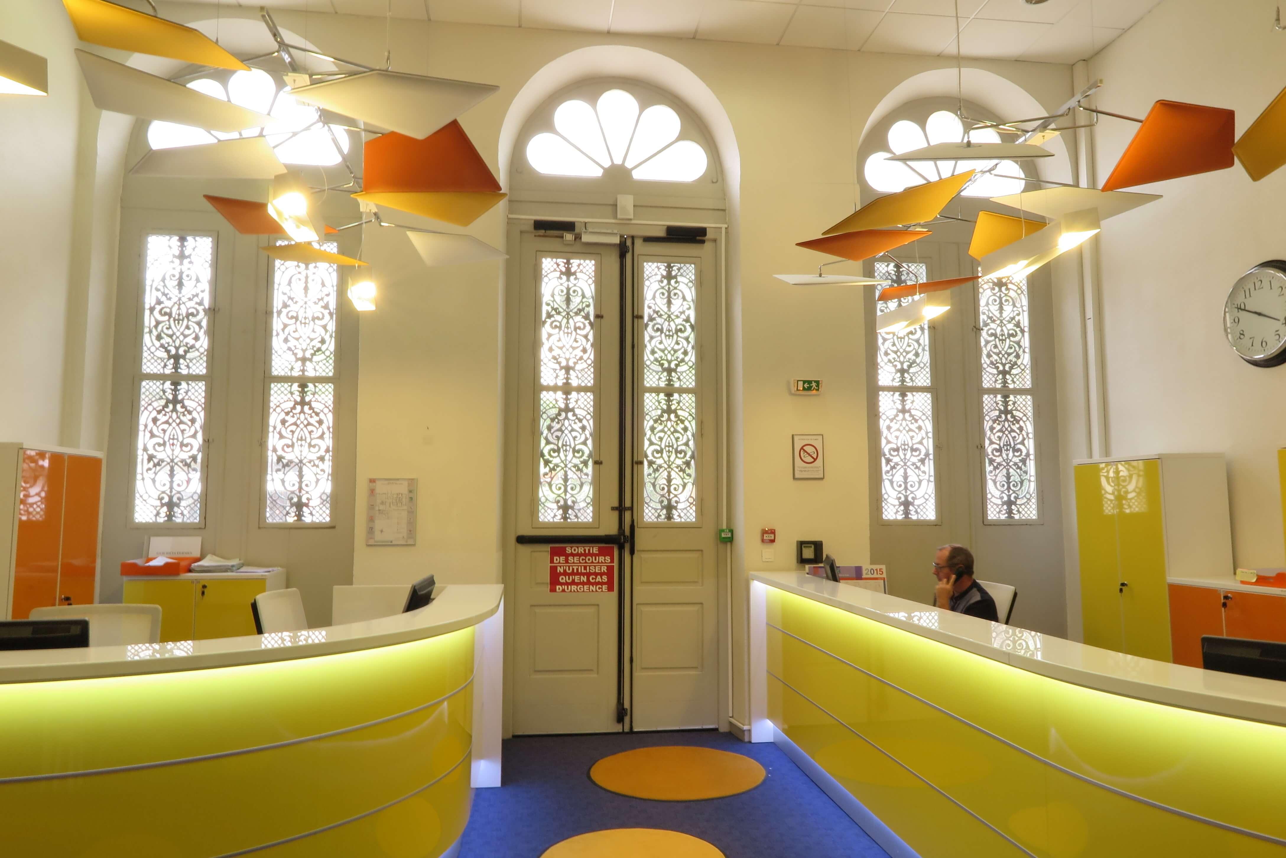 Mairie de Hyères - Réalisations - Imagine - Space planning - PACA