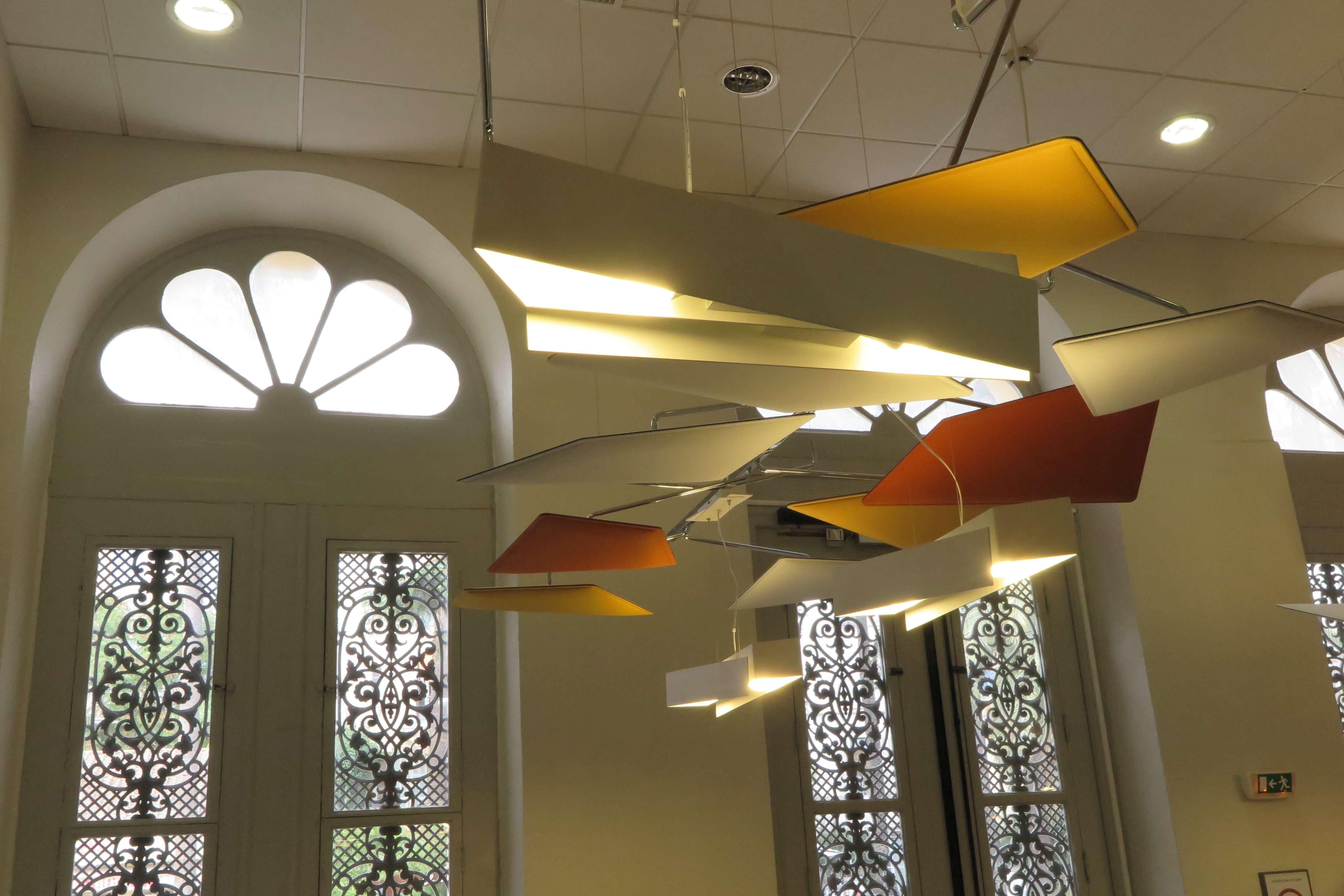 Mairie de Hyères - Réalisations - Imagine - Space planning