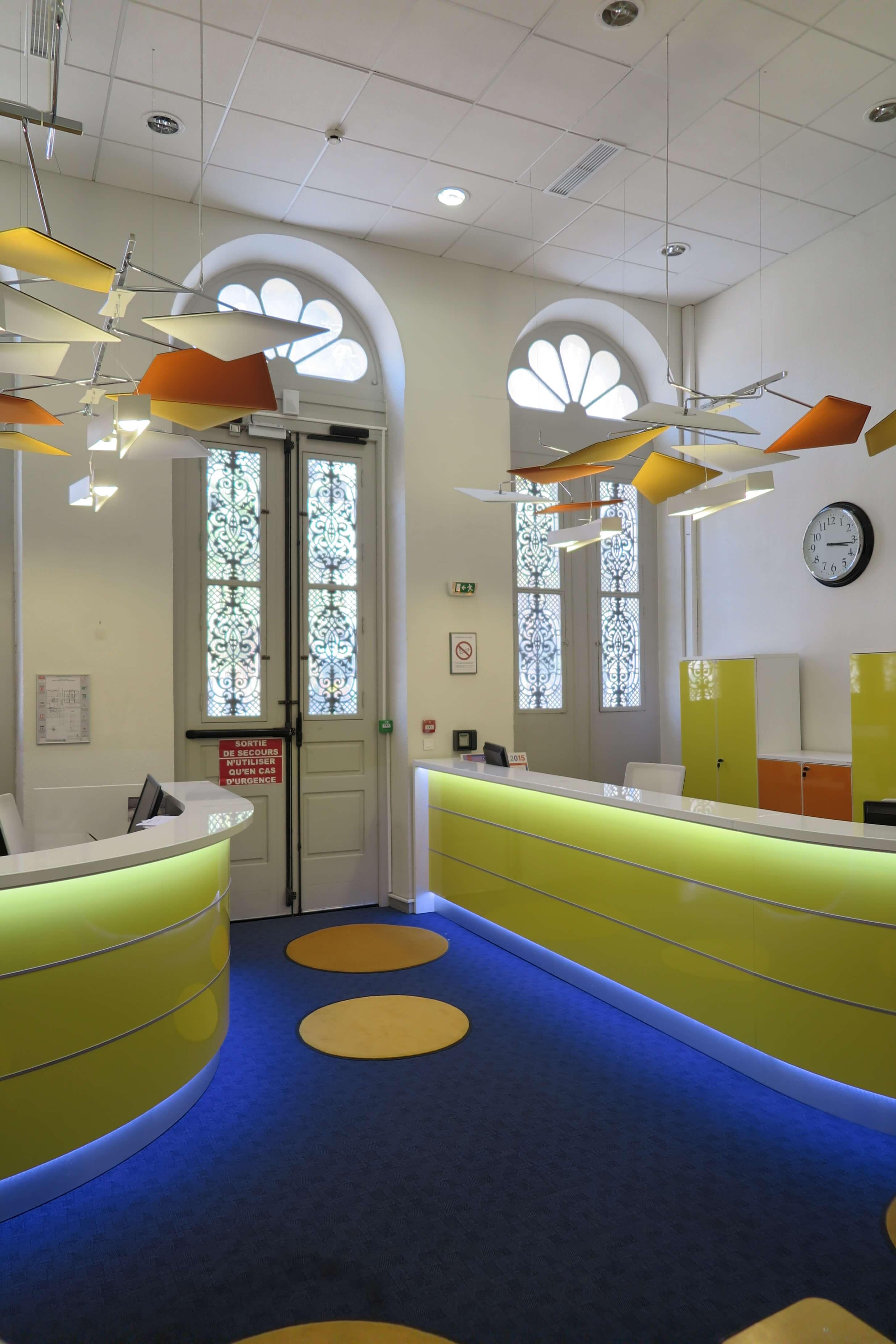 Mairie de Hyères - Nos Réalisations - Imagine - Aménagement de bureaux - PACA