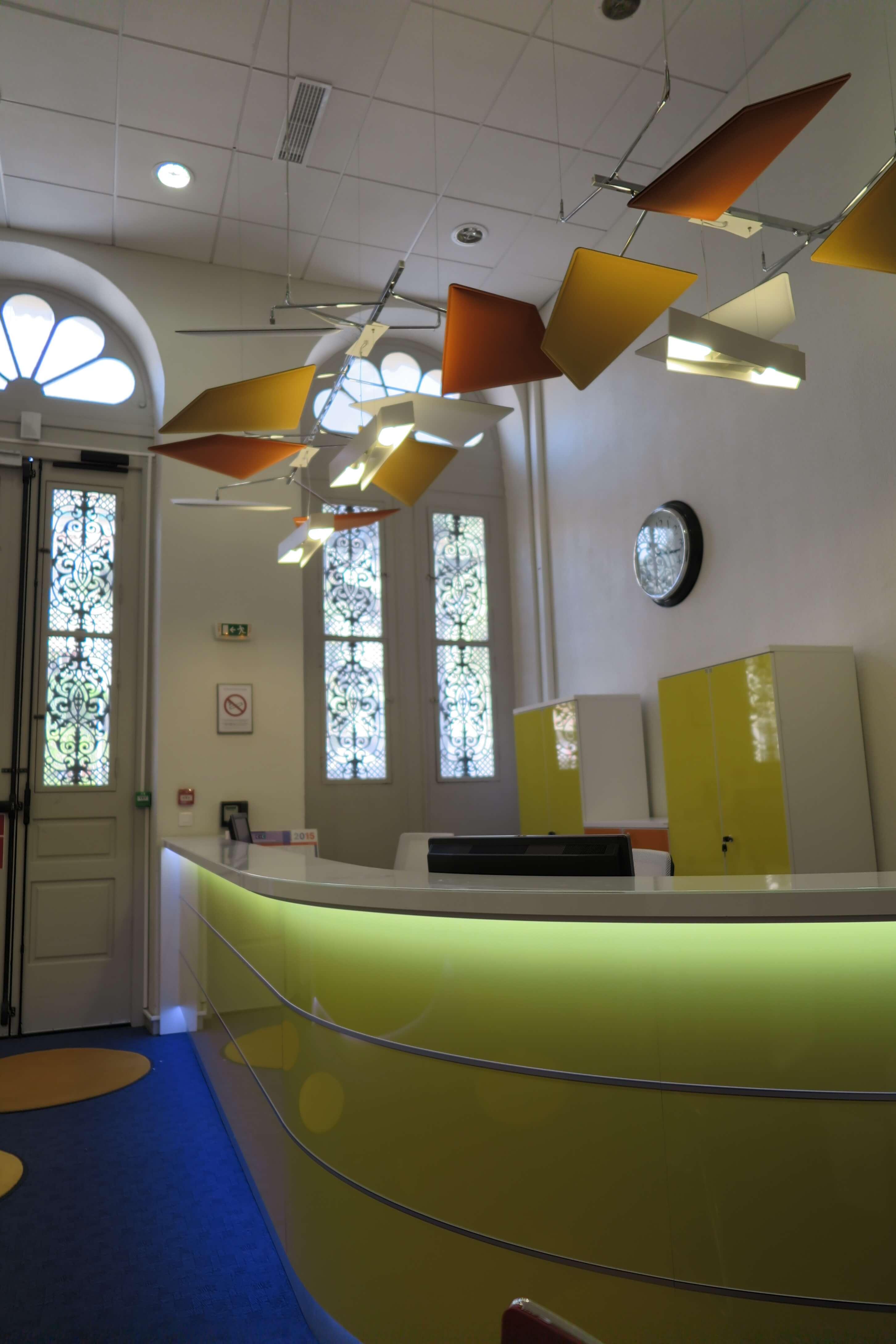 Mairie de Hyères - Nos Réalisations - Imagine - Conception espaces de travail - PACA