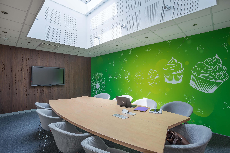 Naturex - Nos réalisations - Imagine - Conception de bureaux - PACA