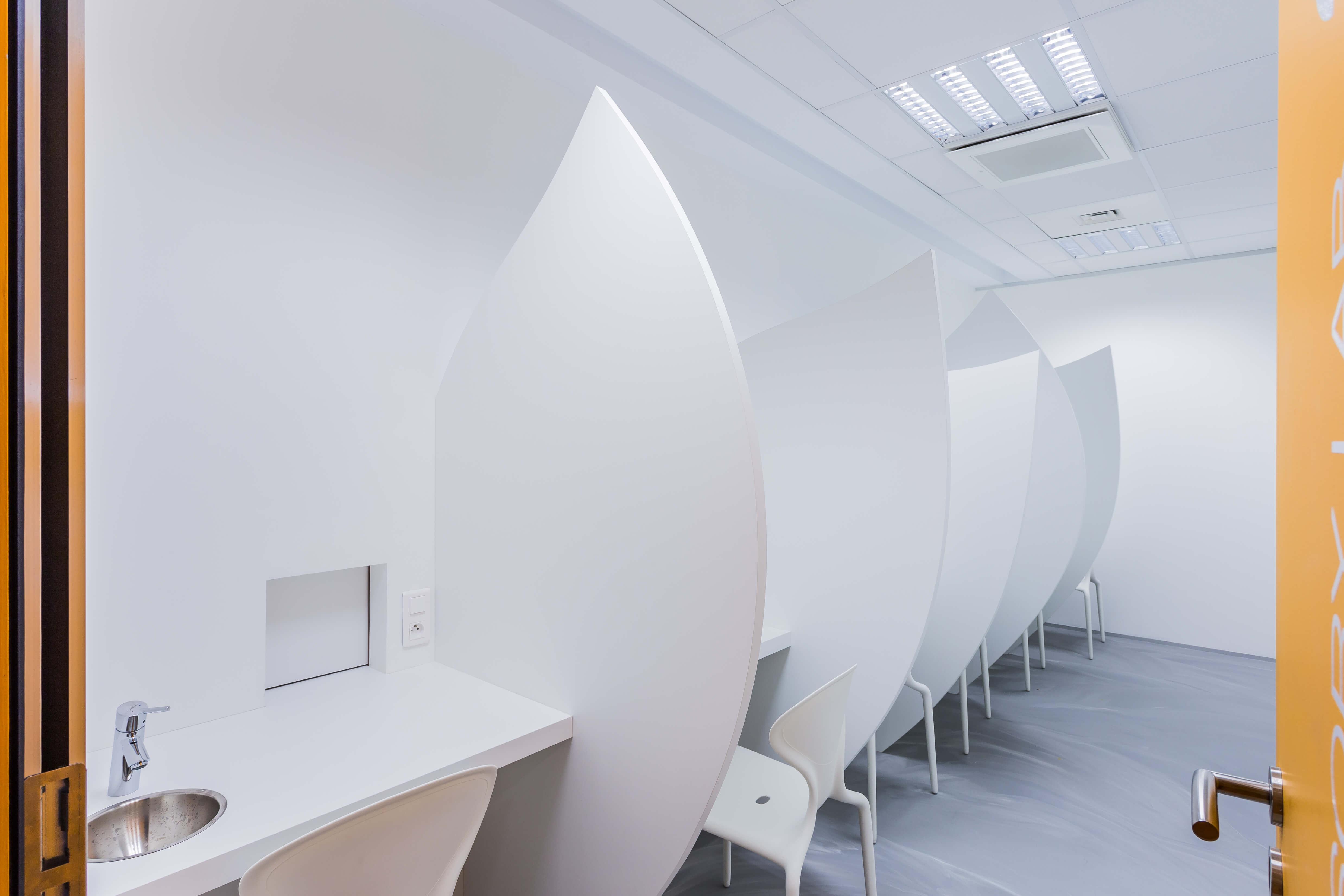 Naturex - Nos réalisations - Imagine - Conception de bureaux - Toulon