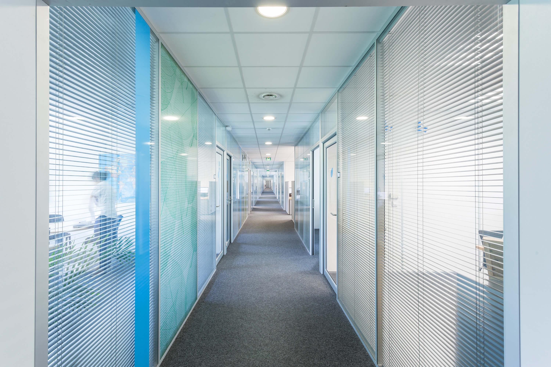 Naturex - Nos réalisations - Imagine - Aménagement de bureaux en PACA