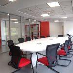 Transfix - Nos réalisations - Imagine - Conception d'espaces de travail - PACA